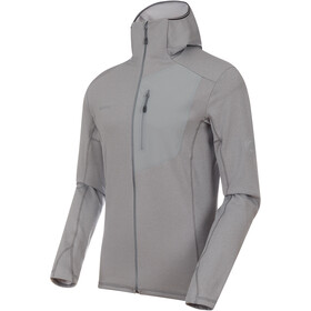 Mammut Aconcagua Light ML Hooded Jacket Herren granit mélange